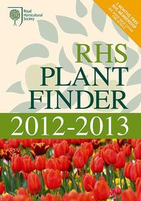 The RHS PLantfinder 2012-2013 is out now