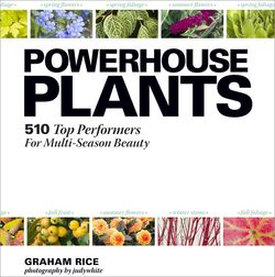 My new book - Powerhouse Plants: 510 Top Performers For Multi-Season Beauty