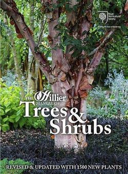 Hillier ManualOf Trees and Shrubs - new edition now out